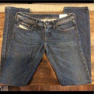 Women's DIESEL Lowky Stretch Denim Jeans